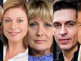 Sweeney Todd Principal Cast