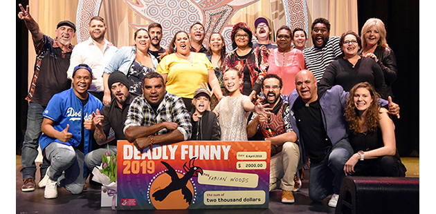 2019 Deadly Funny Final