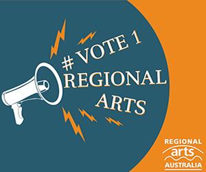 AAR Regional Arts Australia RAF