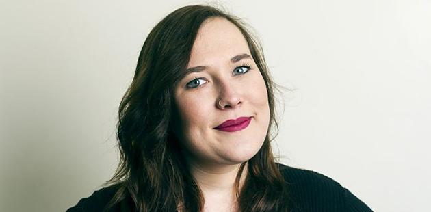 Emily Tresidder - photo by Matt Hofmann AAR On the Couch