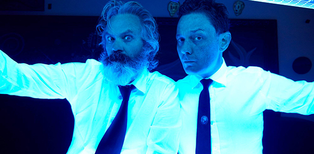 MICF2019 Paul McDermott and Steven Gates AAR