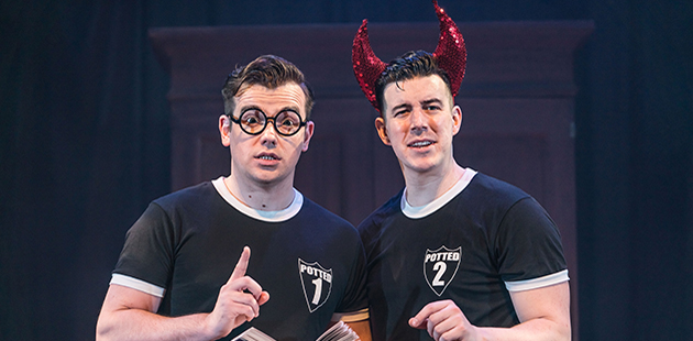 Potted Potter James Percy and Joseph Maudsley