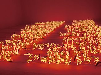 Shi Yong, A Bunch of Happy Fantasies, 2009