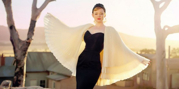 The Dressmaker Costume Exhibition Sarah Snook