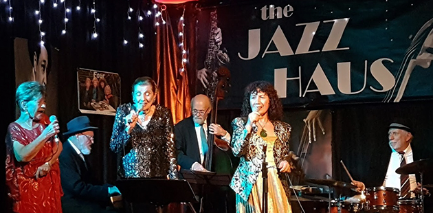 The Jazz Haus - An Evening of Duke Ellington