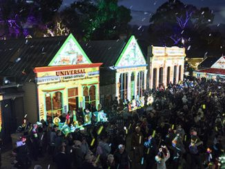 AAR Sovereign Hill Winter Wonderlights