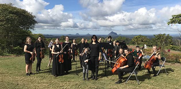 AMEB Buderim String Orchestra