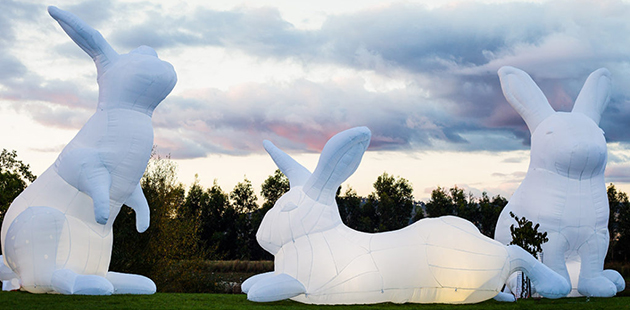 Bunjil Place Amanda Parer Intrude