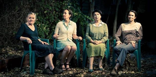 Red Stitch Actors Theatre Escaped Alone