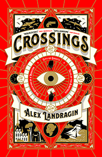 Alex Landragin Crossings