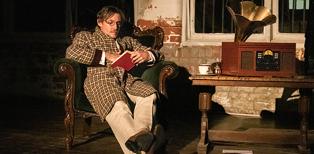 Bloomsday Travesties - photo by Christa Hill