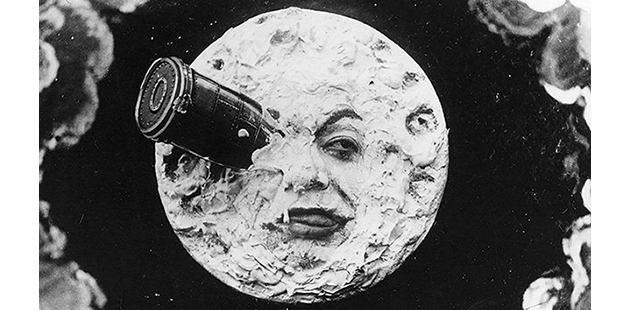 Georges Méliès, A Trip to the Moon (Le voyage dans la Lune) 1902 ACMI