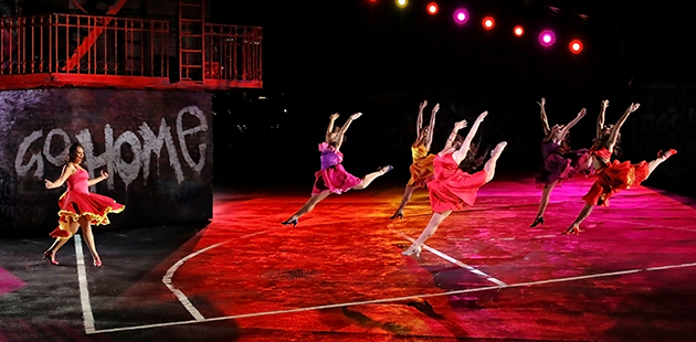 OA West Side Story - photo by Keith Saunders