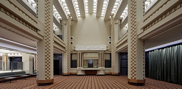 RMIT The Capitol - photo by Tatjana Plitt
