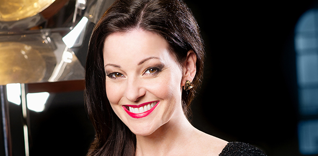 Ruthie Henshall - photo by Kurt Sneddon
