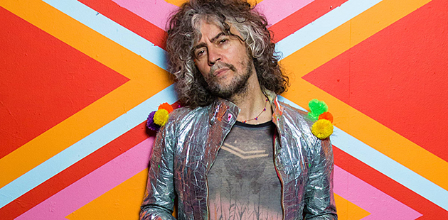 The Flaming Lips Wayne Coyne