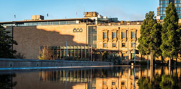 AAR Australian Museum Exterior