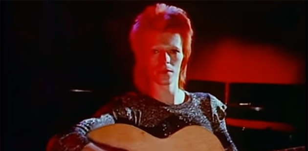 David Bowie Space Oddity - youtube