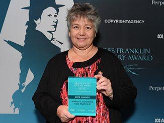 Miles Franklin Literary Award Melissa Lucashenko - photo by Belinda Rolland