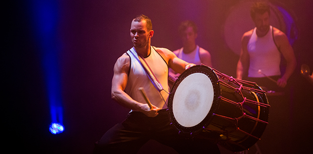 Taikoz The Beauty of 8 - photo by Michael Christian