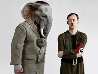 Back to Back Theatre Ganesh Versus the Third Reich - photo by Jeff Busby