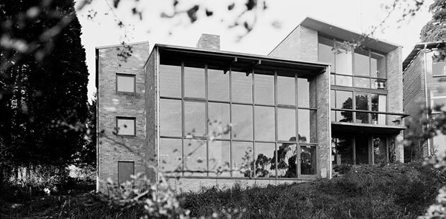 Featherston house, Ivanhoe, 1967