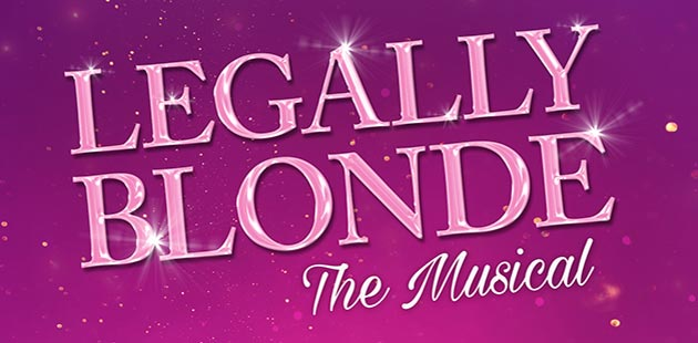 JTC Legally Blonde The Musical