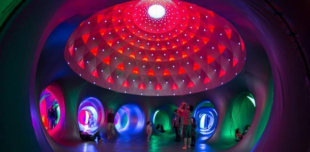 Katena Luminarium - photo by Loewen photography