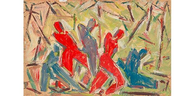 Roger Kemp, Music movement 1, 1936-40
