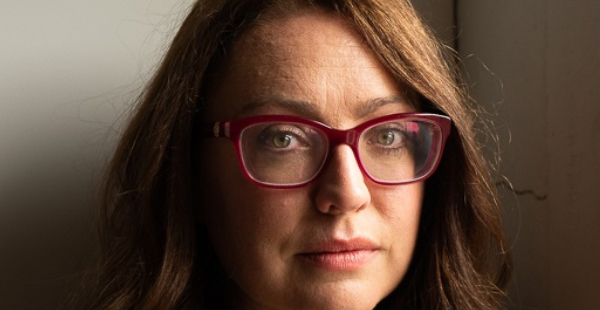 Van Badham - photo by Chelsea Thistlewaite