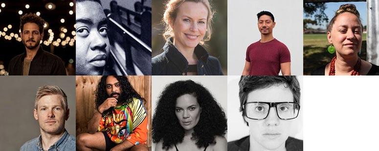 2019 Sidney Myer Creative Fellows
