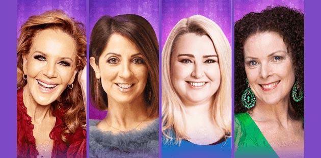 AAR Menopause The Musical Cast
