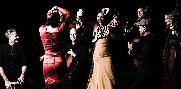 Flamenco Fire - Veinte Años - photo by David Kelly
