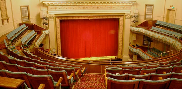 Her Majesty's Theatre Ballarat Interior