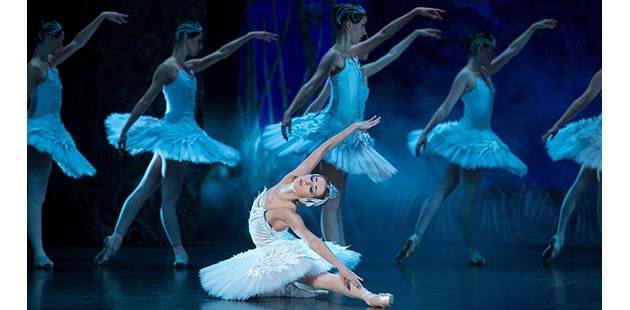 The Imperial Russian Ballet Company Swan Lake