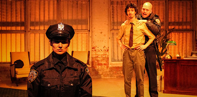 Lobby Hero - photo by Isabella Ferrier