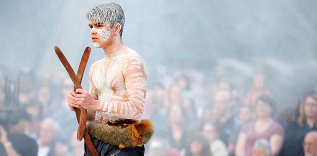 AAR Melbourne Festival Tanderrum - photo by James Henry
