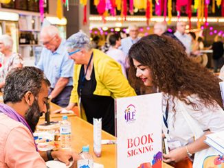 AFC OzAsia JLF Adelaide Literature Festival 2018 - photo by Daniel Purvis