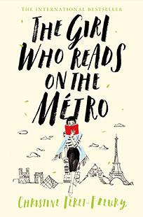 Christine Féret-Fleury The Girl Who Reads on the Métro