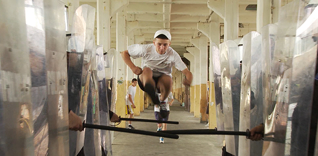 Dominik Jalowimski + Piotr Wysocki, The Centre - Run Free (video still), 2013