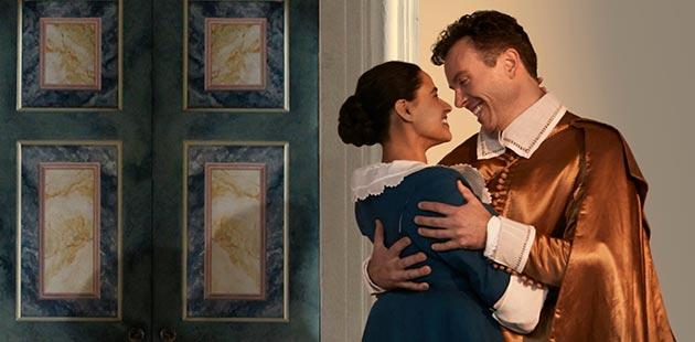 Opera Australia presents The Marriage of Figaro - photo by Georges Antoni