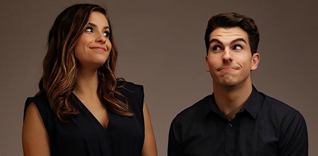 Siblingship Chiara and Daniel Assetta
