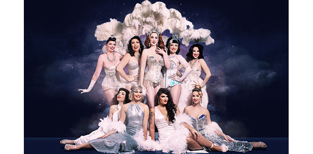 AAR BPWF Bombshell Burlesque