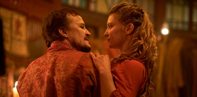 Madman Films Damon Herriman and Mia Wasikowska star in Judy & Punch