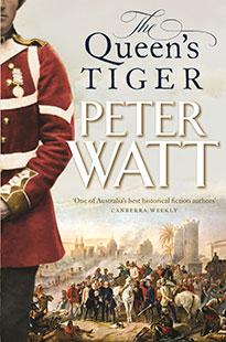 Pan Macmillan Australia Peter Watt The Queen's Tiger