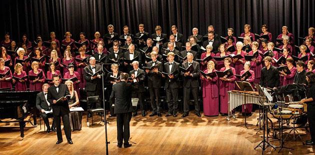 QLD Choir Brisbane Sings Messiah