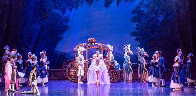 Queensland Ballet Cinderella