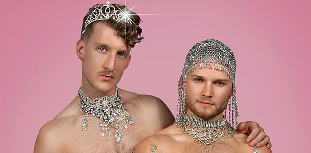 Sugarbabies The Ziegfeld Boys
