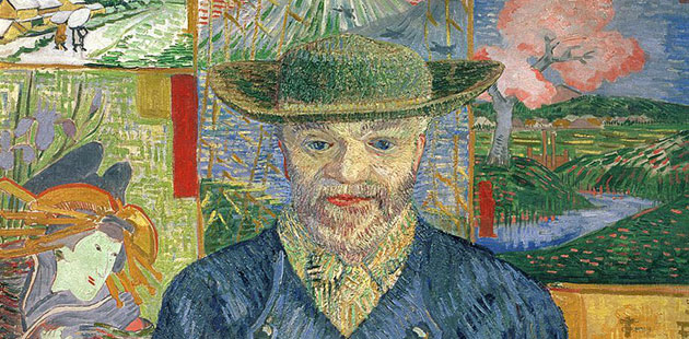 Van Gogh - courtesy of Exhibition on Screen