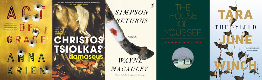 2020 Victorian Premier's Literary Awards - Fiction